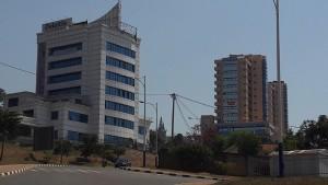 ワイヤードイン、ルワンダオフィス周辺